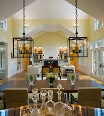 french doors dining room sumptuous hurricane lamps mode miami contemporary dining room