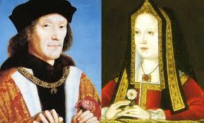 tudor king elizabeth of york and her kings henry vii nerdalicious