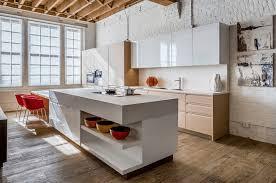 kitchen modern island with cut in shelves 60 kitchen island