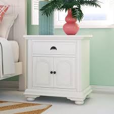 beachcrest home tarquin 1 drawer nightstand u0026 reviews wayfair