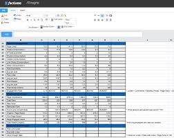 Contact Spreadsheet Template Spreadsheet Templates For Analyzing Social Media Marketing Techniques