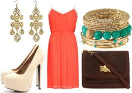from day to night tangerine dresses the style rundown