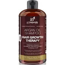 buy art naturals organic argan oil hair loss shampoo for hair