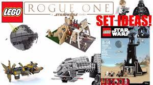 lego star wars rogue one set ideas 2018 lego star wars set ideas