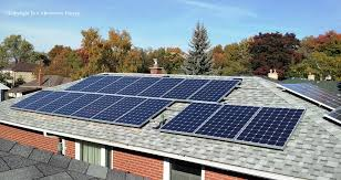 solar panels on roof do solar panels improve the price of your home eco alternative