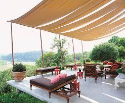 Patio Shade Cover Ideas by Triyae Com U003d Outside Canopy Ideas Various Design Inspiration For