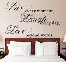Wall Decal Quotes For Bedroom by Wall Decals Quotes For Bedroom Wall Decals Quotes Decoration Ideas