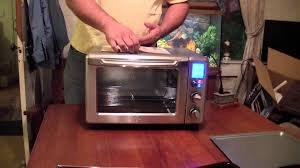 Oster Stainless Steel Oster Toaster Oven Oster Toaster Oven Function Overview Youtube