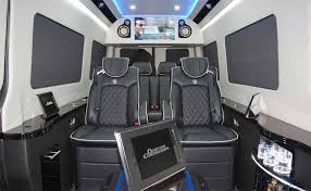 luxury sprinter van conversions bespoke coachworks