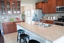 deco cuisine rustique cuisine deco cuisine rustique avec beige couleur deco cuisine
