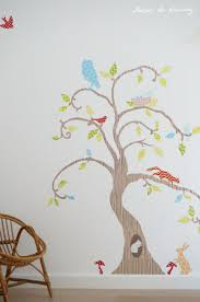 stickers savane chambre bébé stickers arbre chambre bb best sticker chambre bebe davaus ud