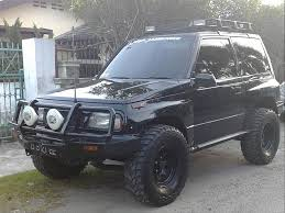 jeep vitara suzuki vitara 6 4x4 pinterest 4x4 offroad and jeeps