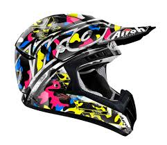 airoh motocross helmets airoh outlet online airoh cr901 rookie junior multicolor helmets