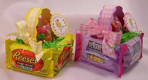 candy basket ideas beth a palooza edible easter baskets