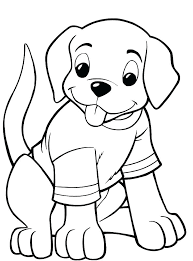 100 ideas cute puppies coloring pages for kidss for kids on