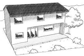 plan de maison 4 chambres avec age plan maison à étage 110 m avec 3 chambres ooreka