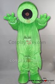 Pea Halloween Costume Pea Plants Zombies Pvz Mascot Costume Size
