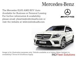 lexus personal contract hire deals mercedes gl63 amg business u0026 personal car leasing indfleet
