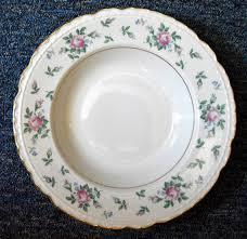 princess china sweet briar princess china sweet briar pattern soup bowl by