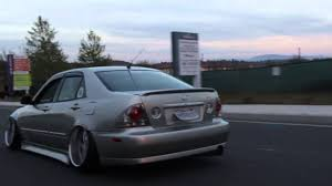 is300 slammed bagged lexus on kris holland u0027s neck breakin u0027 is300 youtube