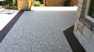 quality pro pebble rock flooring