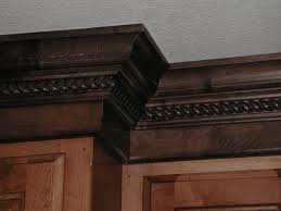 How To Install Crown Molding On Kitchen Cabinets Installing Crown Molding On Kraftmaid Kitchen Cabinets Memsaheb Net