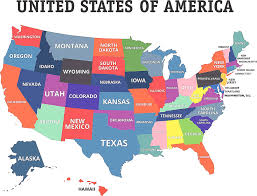 map us states colorado map of us states wiki usa state abbreviations map list of us state