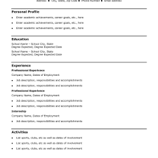 Resume Builder Template Free Download Cover Letter Simple Resume Builder Free Easy Resume Builder