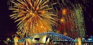 celebrating new year s australian style xen