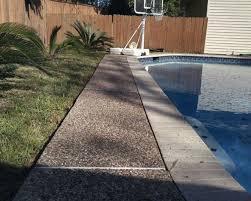 Leveling Uneven Concrete Patio by Concrete Lifting Houston Sinking Concrete Tx Sunken Concrete