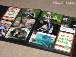 scrapbook inserts and easy scrapbooking clean and scentsible
