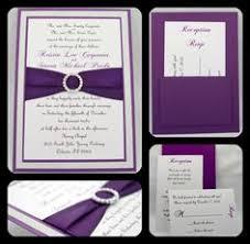 purple wedding invitations purple and silver wedding invitations reduxsquad