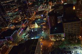 parade of lights fort worth 2017 sundance square holiday schedule
