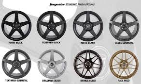 what color finish of wheels for a white car corvetteforum