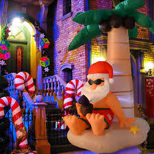 Cheap Inflatable Christmas Decorations Uk by Christmas Inflatables Ebay