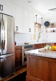 Kitchen Trends Modern Rustic Farmhouse Callier And Thompson - best 25 walnut cabinets ideas on pinterest walnut kitchen