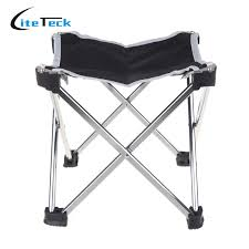 outdoor aluminum portable foldable folding fishing chair tool