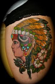 indian princess tattoos pictures to pin on pinterest tattooskid