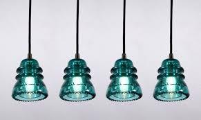 glass insulator light kit glass insulator e14 diy pendant light kit diy ideas