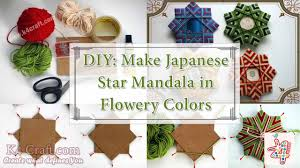 diy watercolor paper squares backdrop for home decoration k4 craft