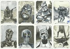 topps star wars masterwork sketch cards 2 by wishker on deviantart
