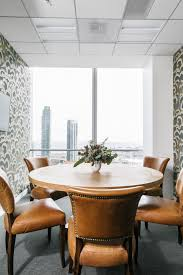 high rise kitchen table a high rise office for trinity ventures sf dining chairs steel