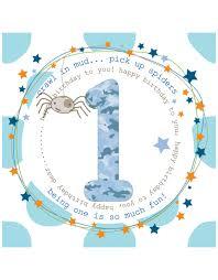 1st birthday card for boys molly mae boys 1st birthday