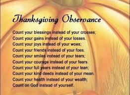 thanksgiving blessings poems thanksgiving blessings