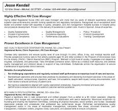 case manager resume nardellidesign com