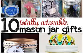10 jar gifts totally the bomb