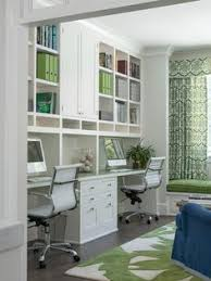 Built In Bookshelves With Desk by Built In Office Cabinets With Desk Built In Desks In This Las