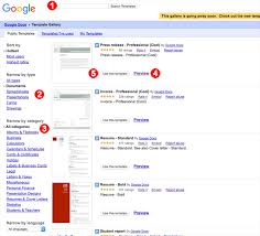 google drive u0027s public templates are going away u2014 so get them while