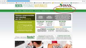 vencimientos renta personas dian 2016 impuestos apps para presentar la declaración de renta