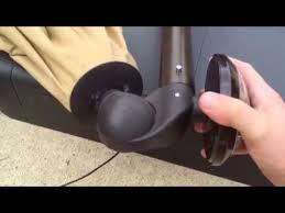 Patio Umbrellas Parts by Hampton Bay Solar Umbrella Youtube